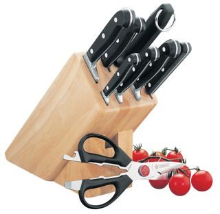 Mundial 9pce Knife Set