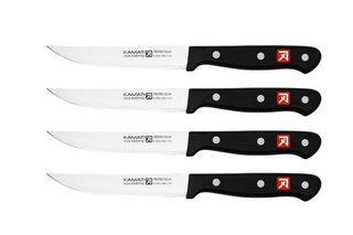 Kamati 4pce Steak Knife Set