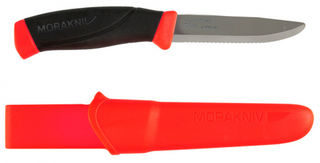 Morakniv Companion Rescue Serr Red