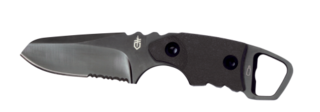 Epic Drop Point - Serrated