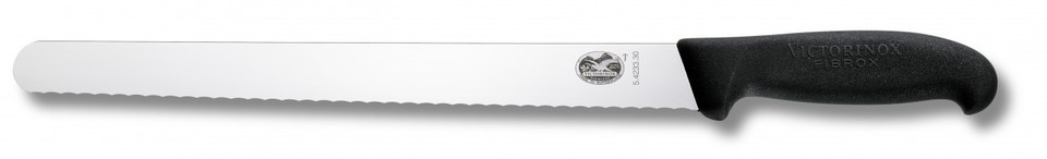 Serrated Slicer 26cm