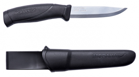 Morakniv Companion Black Knife
