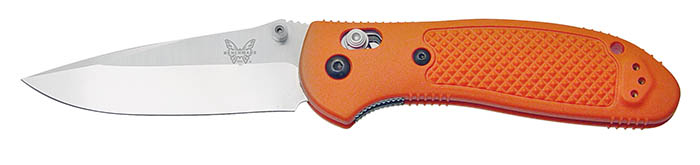 Benchmade Griptilian 551 Orange D/P