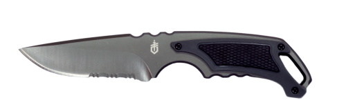 Gerber Basic Drop Point -Serrated