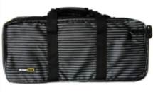 Cheftech Knife Bag - Black/white